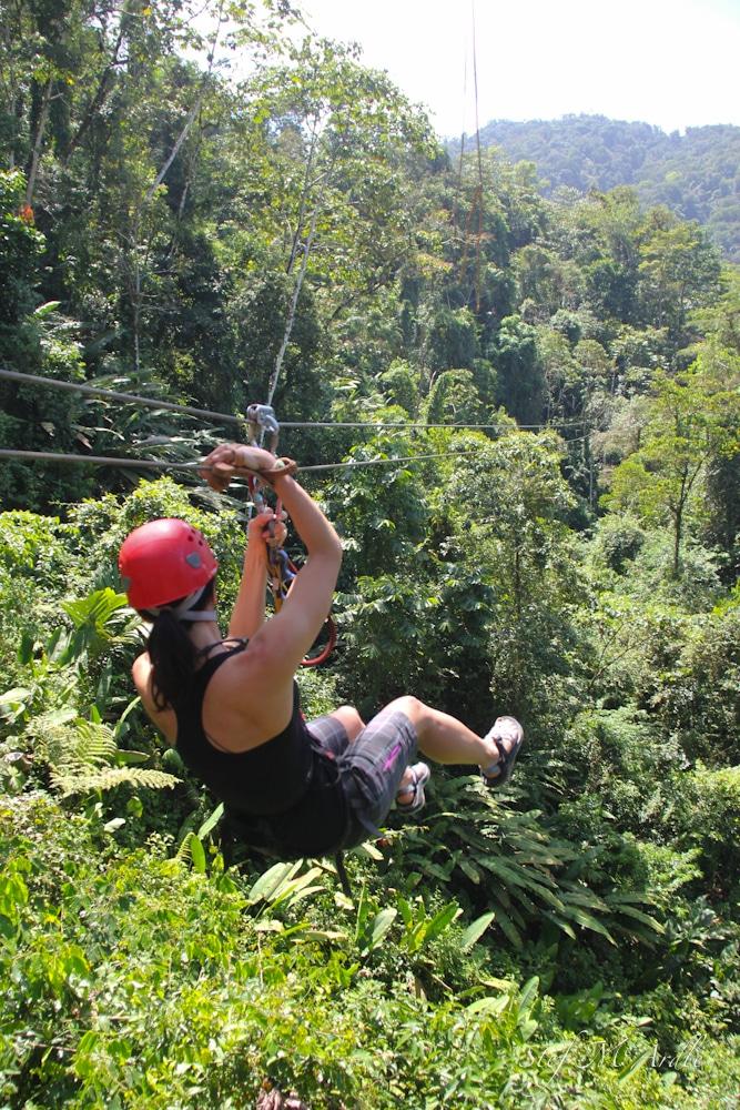 Zipline Canopy Tours Costa Rica