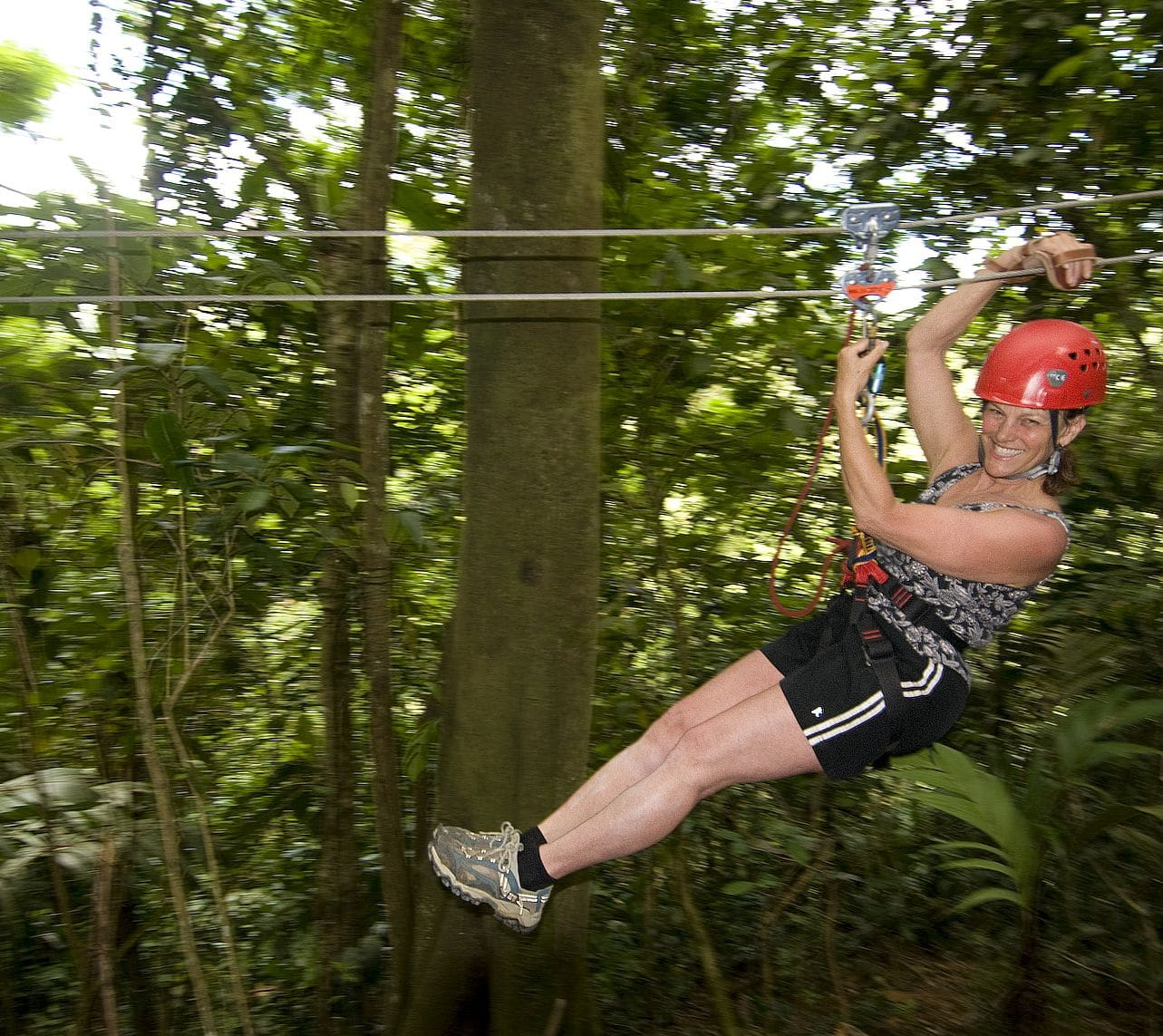 Zipline with your group