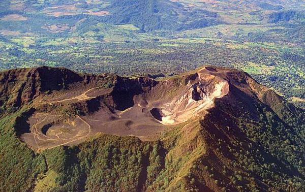 Turrialba Volcano Turrialba Costa Rica Vacation