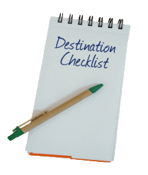 destination-checklist