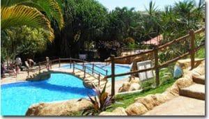 Costa Rica accommodation Los Lagos