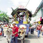 El desfile de carretas