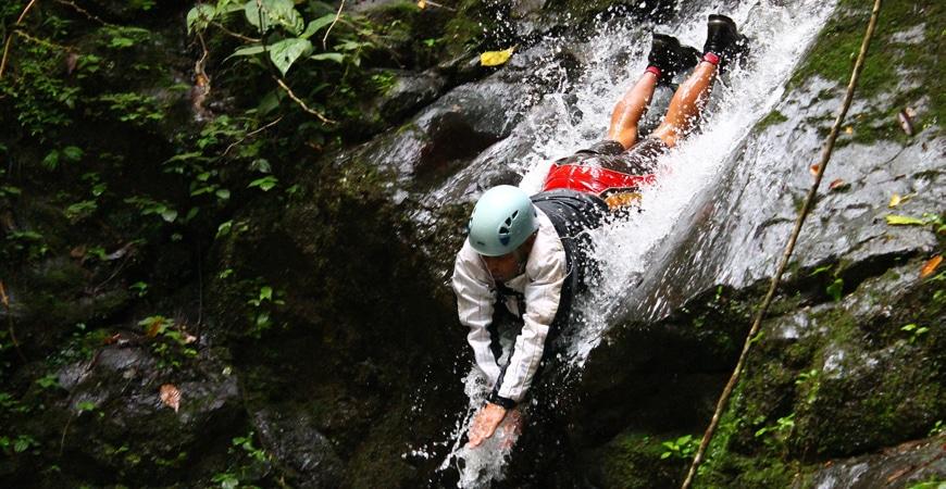 week of adventure Costa Rica
