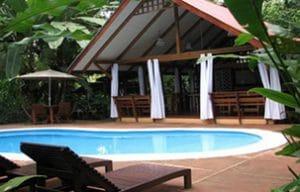 Costa Rica honeymoon massage