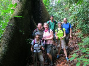 Costa Rica hiking