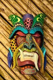 Costa Rica boruca mask
