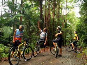 Costa Rica mountain biking