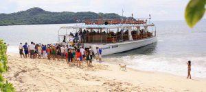 Costa Rica catamaran