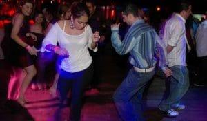 Costa Rica dancing