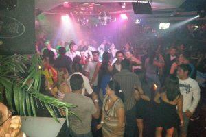 Costa Rica disco night club