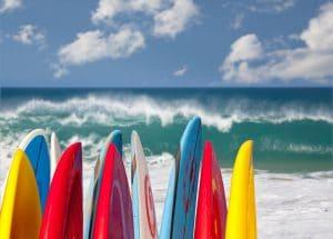 Costa Rica surfboards