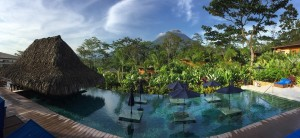 Another of Costa Rica's honeymoon resorts