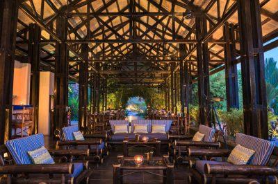 Tiki Villas Rainforest Lodge