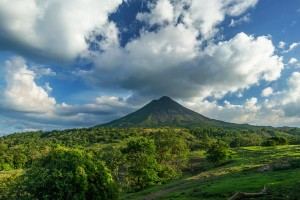 Costa Rica rain season