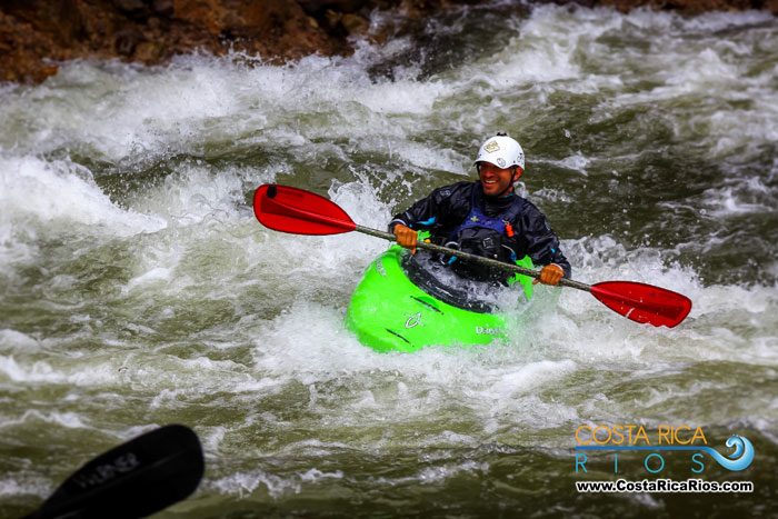 Whitewater Kayaking Costa Rica