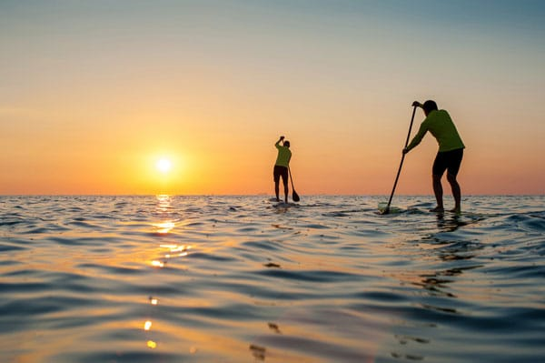 Stand Up Paddleboarding Costa Rica