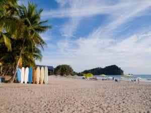 Manuel Antonio Beach family adventure vacation