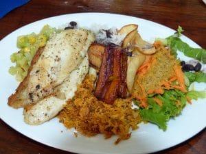Culinary delights in Costa Rica