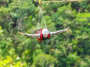 best zipline in costa rica