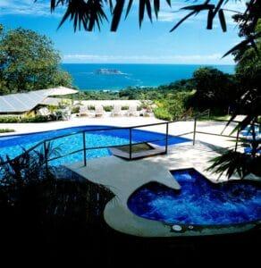 Costa Rica wedding resort